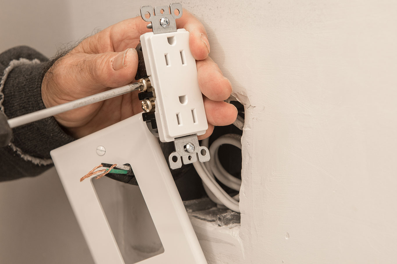 Install Outlets